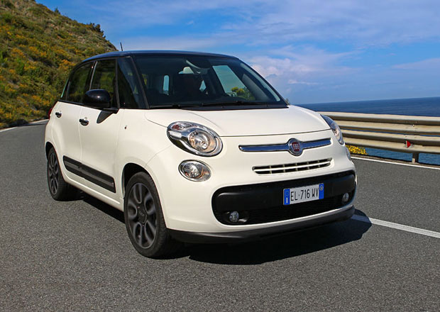Fiat 500L dostane silnější diesel: 1,6 MultiJet/77 kW
