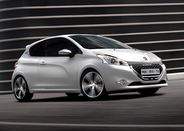 Peugeot 208 GTi zrychlí na stovku za 6,8 sekundy