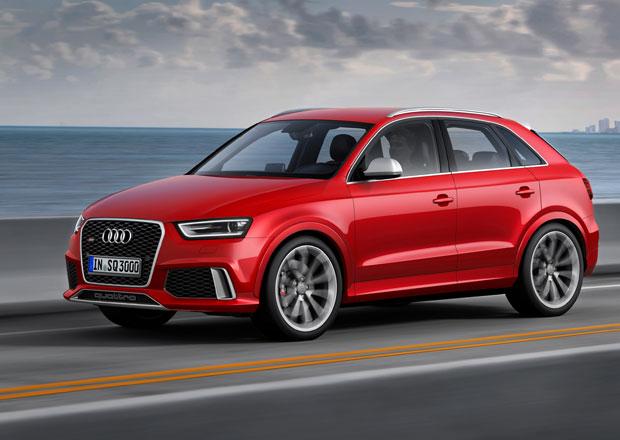 Audi RS Q3 oficiálně: Pětiválec je konečně tady