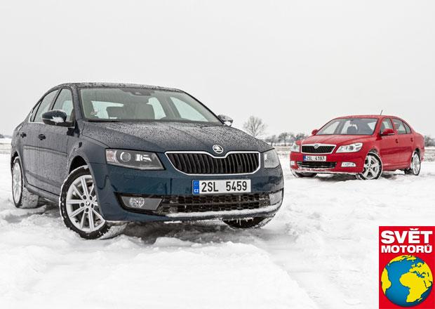Škoda Octavia III vs. II - Která z nich je lepší?