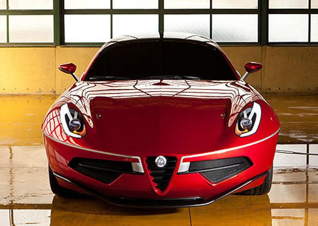Alfa Romeo Disco Volante: V�roba potvrzena!
