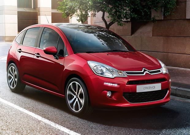Citroën C3 2014: Atraktivnější vzhled a nové motory