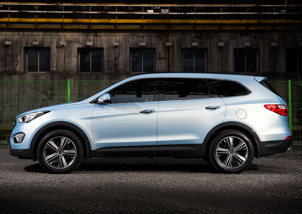 Hyundai Grand Santa Fe: Nástupce ix55 se ukáže v Ženevě