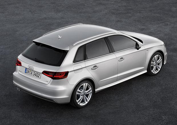 Audi A3 Sportback Start Edition: Sleva 85 tisíc na nejžádanější motory