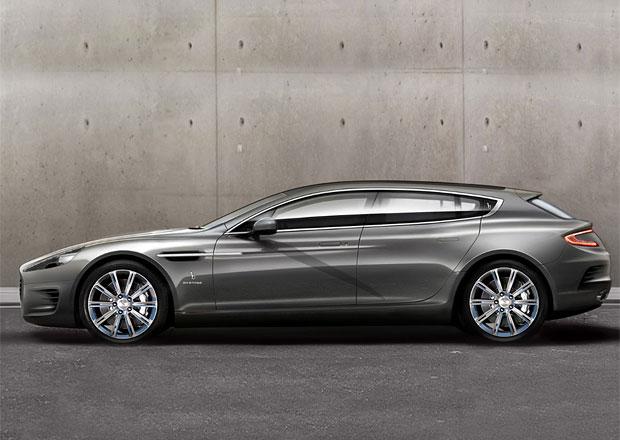 Bertone Jet 2+2: Shooting Break Aston Martinu se bude vyrábět