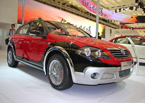 Čínské automobilky jsou stále dvě generace za zbytkem světa