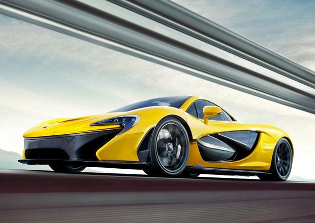 McLaren P1: Produk�n� hypersport kone�n� na ofici�ln�ch fotk�ch