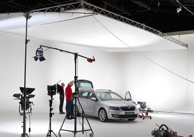 Škoda Octavia Combi III: První statické dojmy