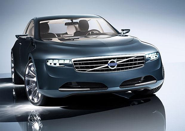 Volvo S80, V80 a C80: Nová generace přidá kombi a kupé
