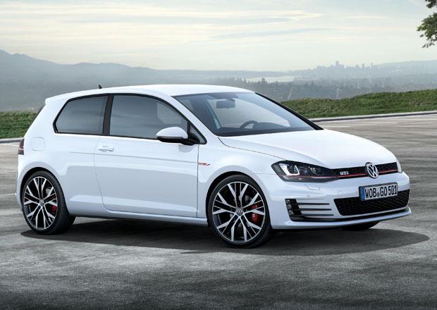 VW Golf GTI 2014: V Česku od 613.900 Kč
