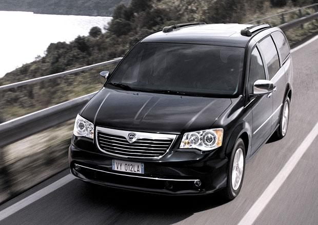 Lancia Voyager p�ijede s nov�m turbodieselem