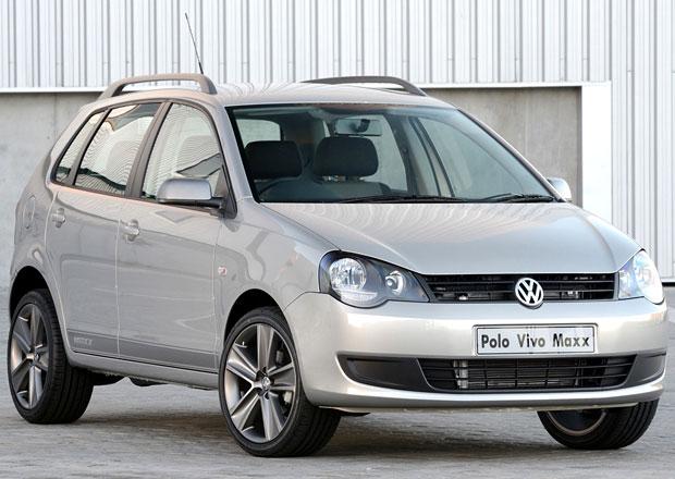 VW Polo Vivo Maxx: Čtvrté Polo v pohorkách