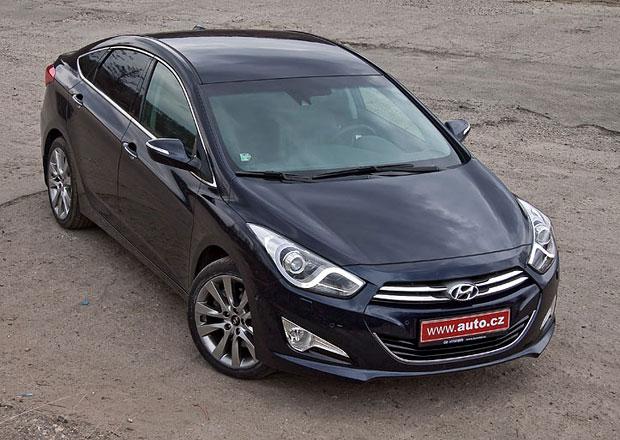 Hyundai i40 Limited: Sedan s dieselem na půl milionu