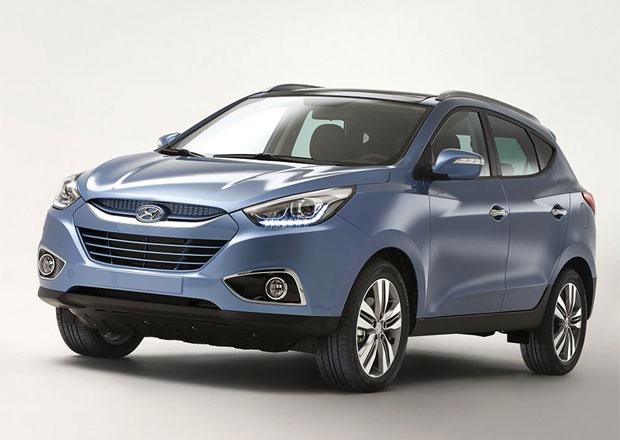 Hyundai ix35: Facelift se představí v Ženevě