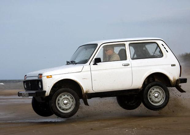 Lada 4x4 do d�chodu nem���, bude se vyr�b�t minim�ln� do roku 2016