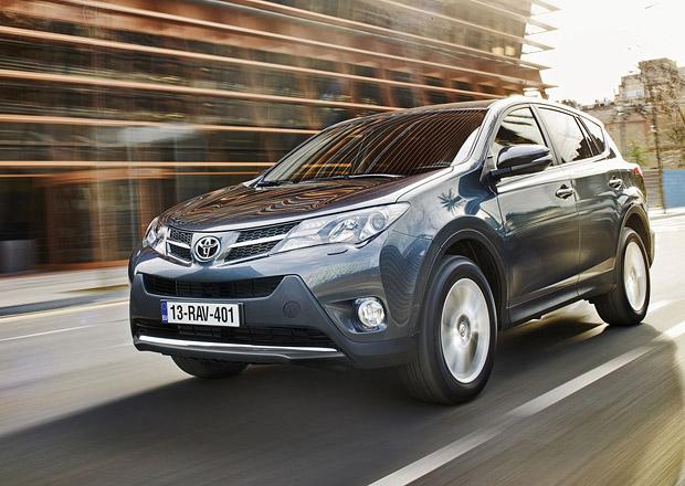 Toyota RAV4 �tvrt� generace: Prvn� j�zdn� dojmy