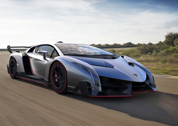 Lamborghini Veneno: Nejrychlejší býk předčasně odhalen, umí 354 km/h (doplněny fotografie)