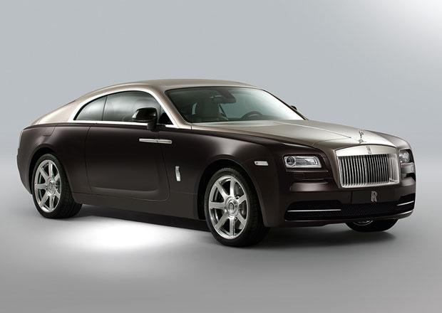 Rolls-Royce Wraith podrobně: Superluxusní kupé má výkon 465 kW
