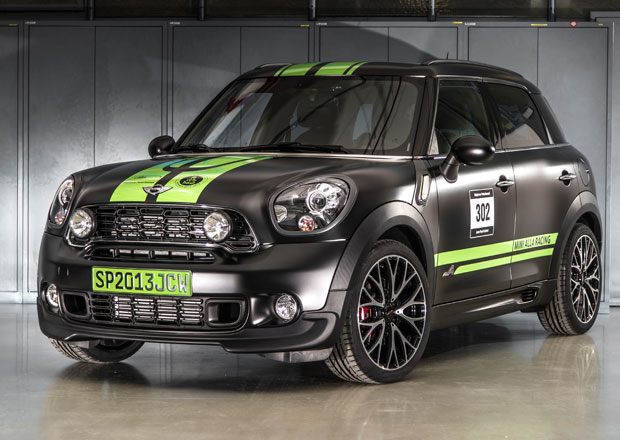 Mini JCW Countryman ALL4 Dakar Winner 2013: na počest vítěze