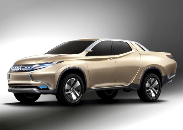 Mitsubishi CA-MiEV a GR-HEV:Koncepty elektromobilu a hybridn�ho pick-upu