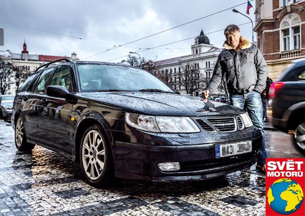 Rozhovor s hercem Michalem Dlouhým: Smích za volantem