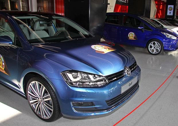 Evropským autem roku 2013 je Volkswagen Golf