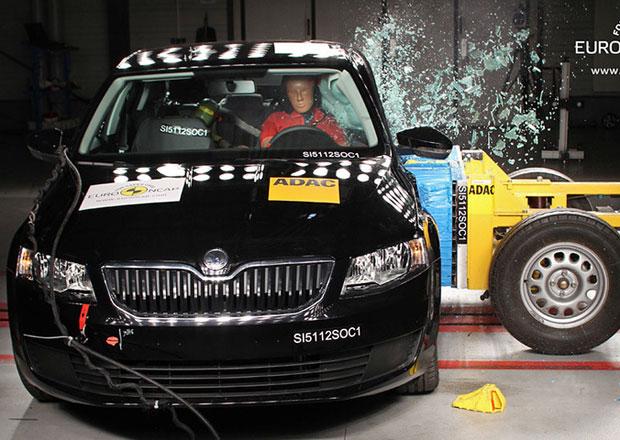Euro NCAP 2013: �koda Octavia � P�t hv�zd pro t�et� generaci