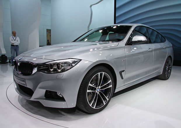 První statické dojmy: BMW 3 Gran Turismo se zvýšeným podvozkem a karoserií po vzoru 5 GT (+video)