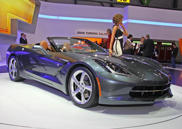 První statické dojmy: Corvette Stingray nabízí ve dvou verzích jízdu bez střechy (+ video)