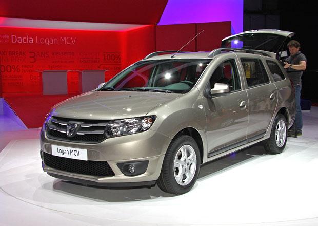 První statické dojmy: Dacia Logan MCV je vysněným vozem chalupáře (+ video)