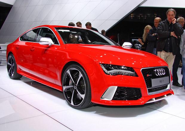 První statické dojmy: Audi RS 7, RS 6 a RS Q3 znamenají rozšíření nabídky modelů RS
