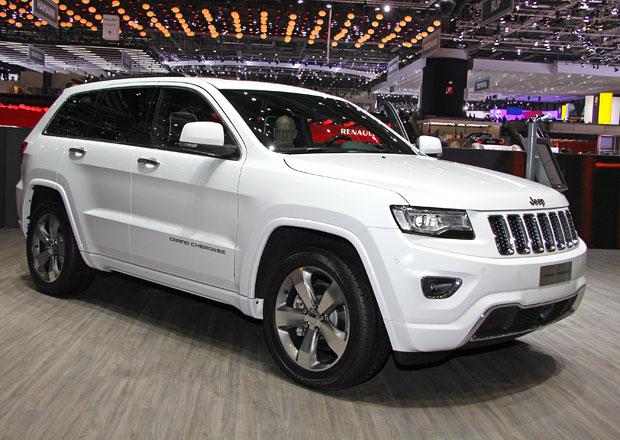 První statické dojmy: Jeep Grand Cherokee díky faceliftu doběhl konkurenci