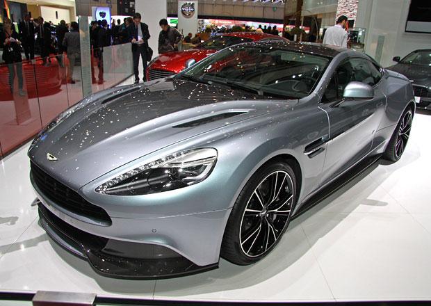 První statické dojmy: Nový Vanquish otevírá další století Aston Martinu