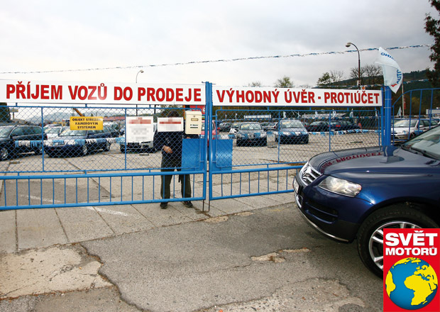 Desatero přikázání u ojetých aut: Nepožádáš statku bližního svého