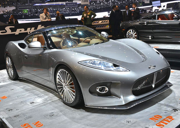 Spyker B6 Venator: Nový koncept skomírající automobilky