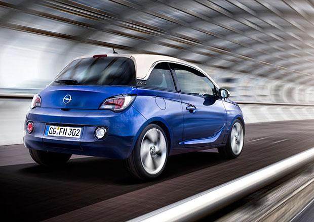 Opel Adam: Kompletní ceník pro český trh, základní cena 249.900 Kč