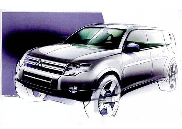 Nov� generace Mitsubishi Pajero doraz� nejd��ve za dva roky