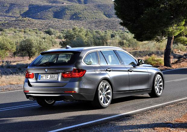 BMW 328d Touring: Američané dostanou dieselové kombi
