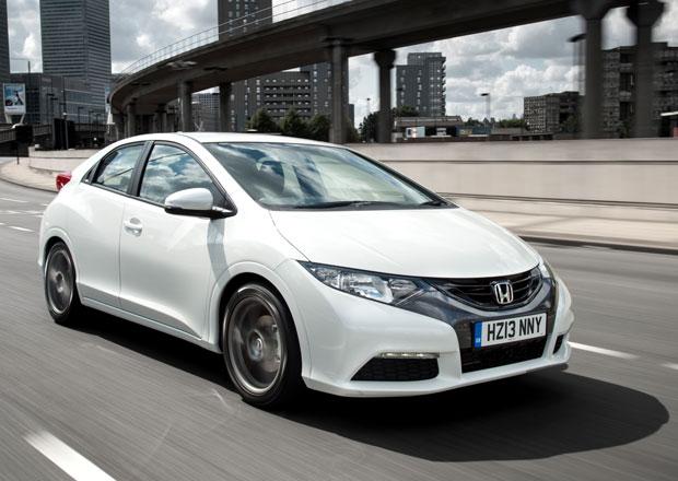 Honda Civic 2013: Malý diesel přichází. Ceny a jízdní dojmy