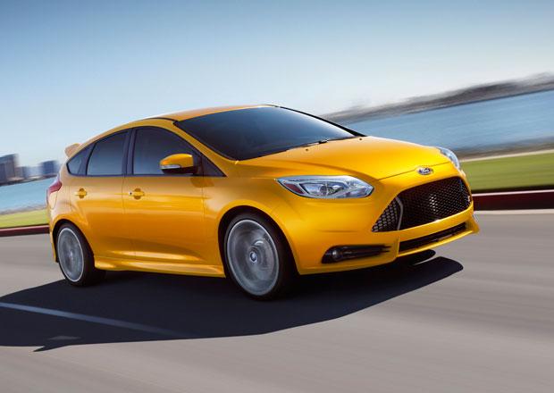 Ford Focus ST poráží Golfa GTI, je nejprodávanějším hot hatchem