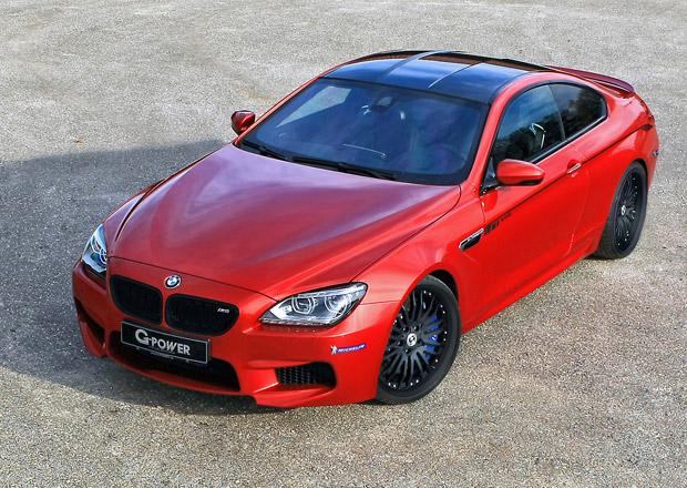 G-Power naučil BMW M6 jezdit 315 km/h