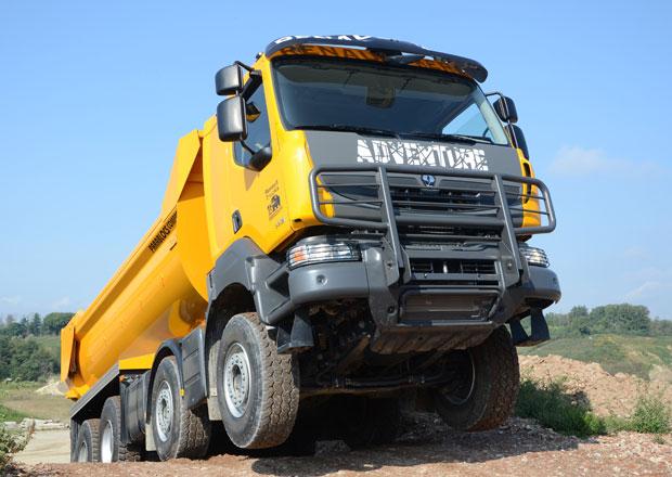 Renault Kerax Adventure: Dobrodružství pro každého (Video)