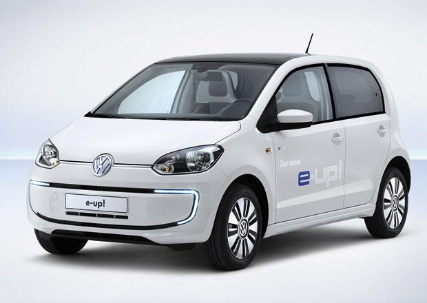 VW e-up!: Elektrický diblík v předpremiéře