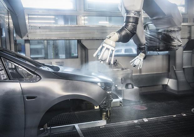 Povrchová úprava vozidel, speciální technologie, legislativa: Laky a ochrana ovzduší