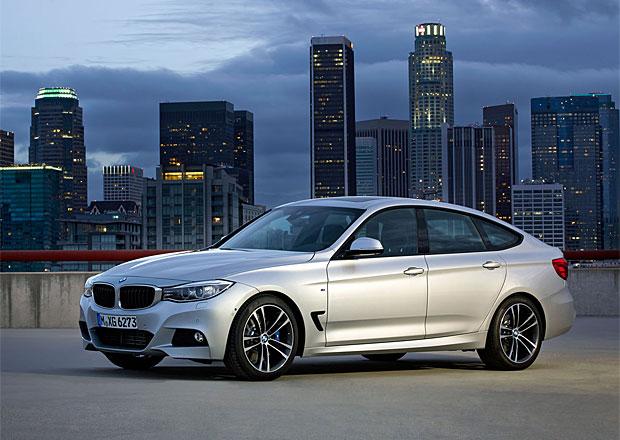 BMW 3 Gran Turismo stoj� od 925.000 korun