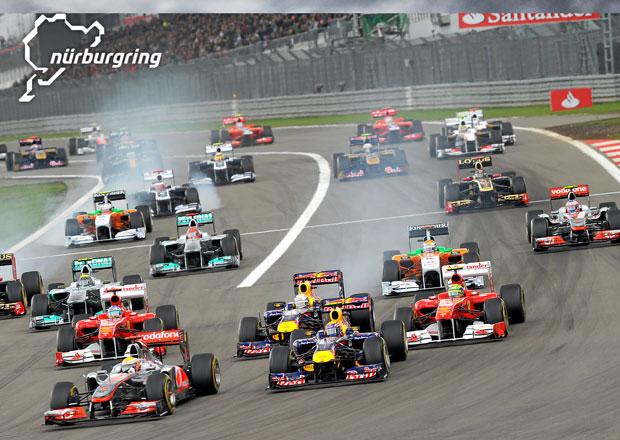 Nürburgring je na prodej. Za 165 milionů dolarů