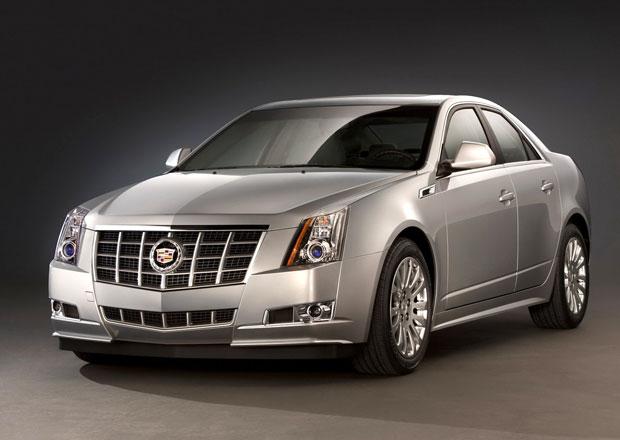 Cadillac CTS dostane vidlicový šestiválec 3,6 l se dvěma turby