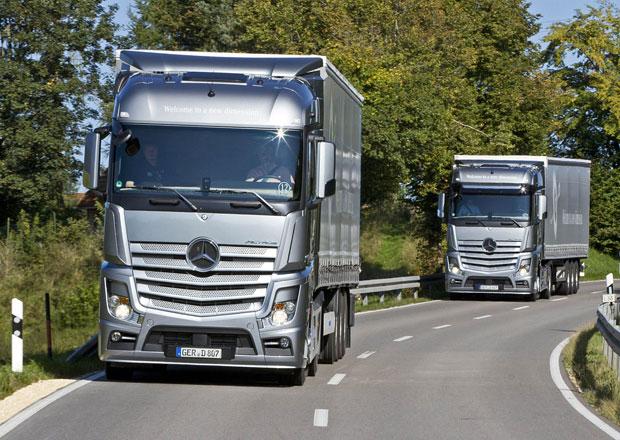 Registrace užitkových vozidel: Totální pokles