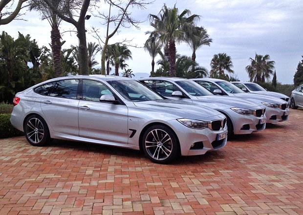 BMW 3 Gran Turismo: Online jízdní dojmy