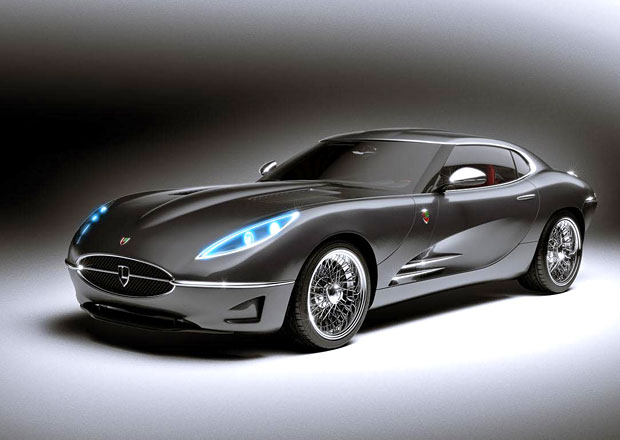 Lyonheart K: novodobý Jaguar E-Type bude stát 360.000 euro